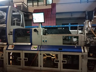 KOLBUS  BF512 CASING IN LINE Hard Cover Book Production