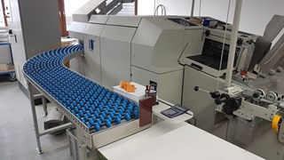 KOLBUS  DA 260 Case production
