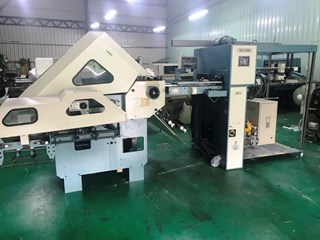 SHOEI STAR  SPK74/4KLL Folding machines