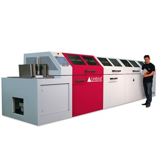 Unibind  750A Case Maker Case production