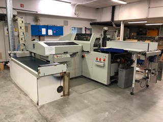 Kolbus DA 240 Case production