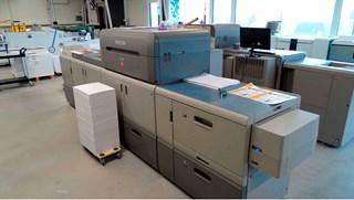 Ricoh PRO C9200 Máquinas para impresión digital