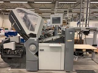 Heidelberg Stahlfolder CH66 4KTL AUT-PF Folding machines