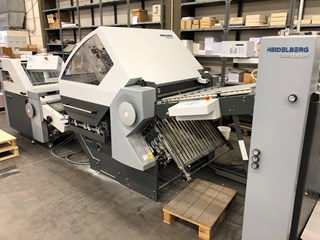 CH78 6KTL Folding Machine Plegadoras de papel