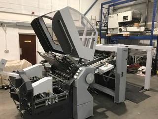 Heidelberg Stahlfolder CH78 6KTL Folding Machine Folding machines