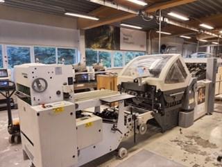 Heidelberg KH78-4 KTL  Folding Machines