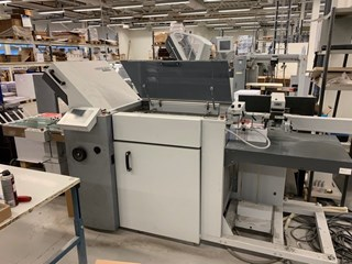Heidelberg TA52 4/4 Section Folder Folding machines