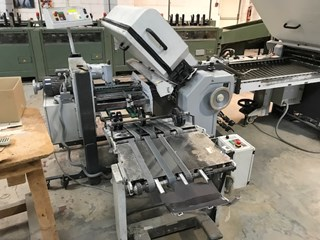 Heidelberg TD66 4/4/Z Folding Machines