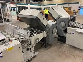Heidelberg TH66-6/4 AUT-RD Folding Machines