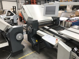 Heidelberg Stahlfolder TH82 6/4/2 AUT Folding machines