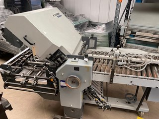 Heidelberg Ti52.4/KB Folding machines