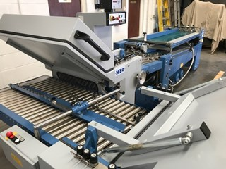 MBO B123 4/4 Folding Machines