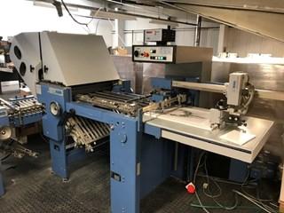 MBO B26E 6/4 Folding machines