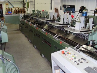 Muller Martini 227 Mail room equipment