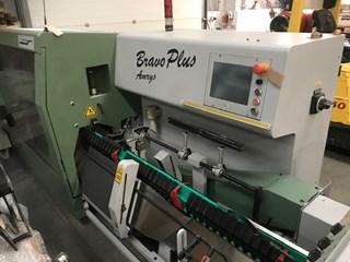 Muller Martini Bravo Plus Amrys Saddle Stitcher Zusammentragmaschine - Sammel hefter