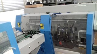 Muller Martini Valore Saddle Stitcher