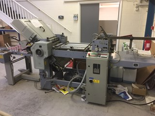 Stahl FI 52/4 Folding machines