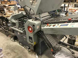 Stahl KD78 4KZ-PF Section Folder Folding machines