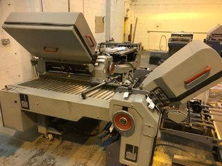 Stahlfolder TD66 4/4/Z Folding machines