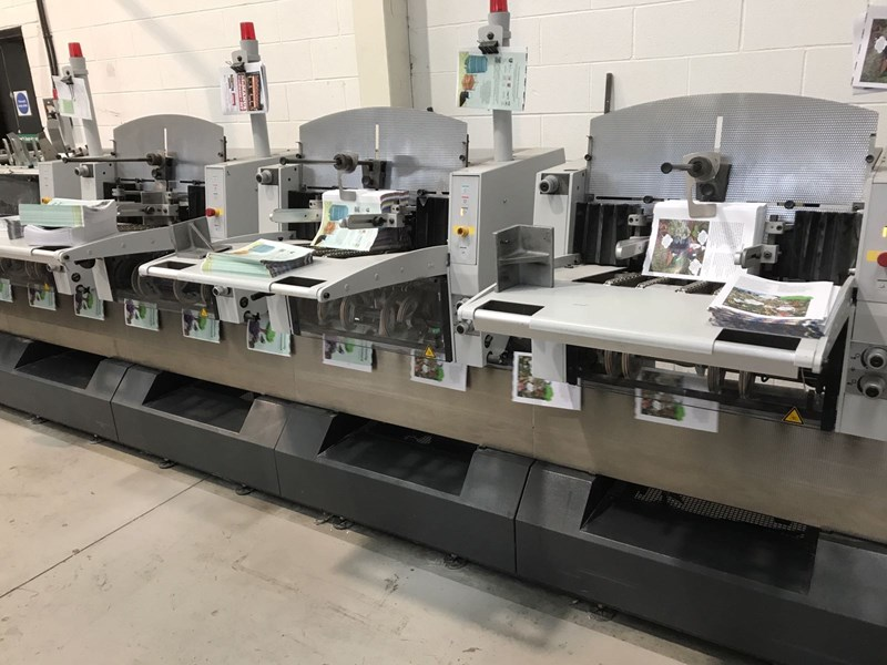 Show details for Heidelberg TAS350 feeder