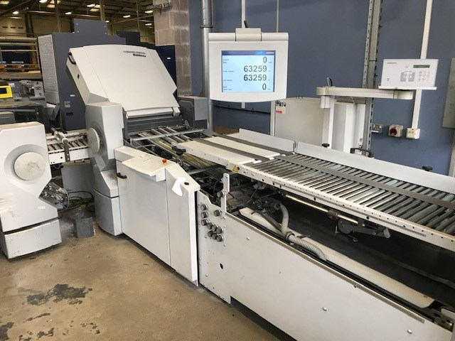 Show details for Heidelberg  Stahlfolder TH56 4/4 AUT