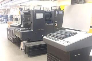 Heidelberg MOZ S 单张纸胶印机