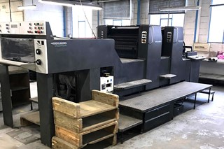 Heidelberg Speedmaster SM 74 2H Sheet Fed