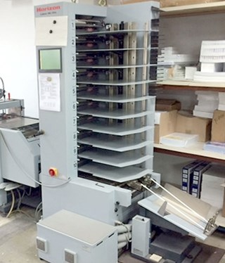 Horizon VAC-100a Booklet Production