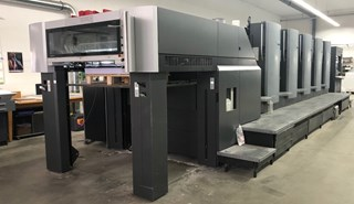 Heidelberg Speedmaster CD 102 5 Sheet Fed