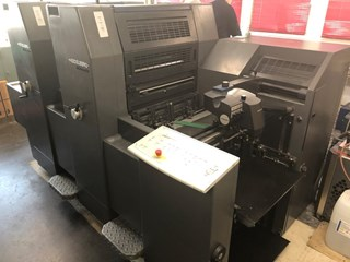 Heidelberg Printmaster 52 2 Sheet Fed