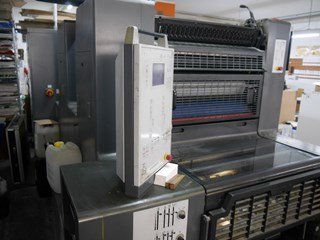 Heidelberg Printmaster PM 74-2 Sheet Fed