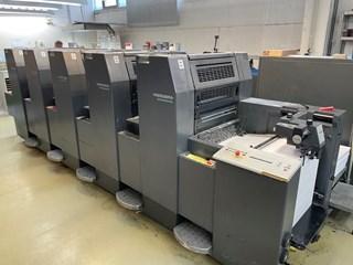 Heidelberg Speedmaster 52 5P3+ 单张纸胶印机