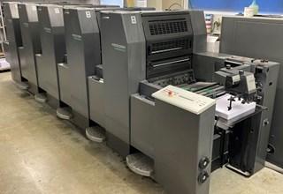 Heidelberg Speedmaster 52 5+ 单张纸胶印机