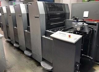 Heidelberg SM 52 4P3 单张纸胶印机