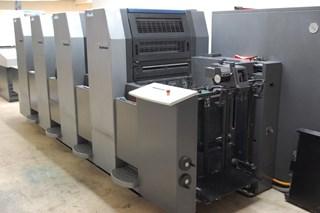 Heidelberg Speedmaster 52 4P3 单张纸胶印机