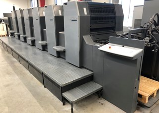 Heidelberg Speedmaster 74 6P3H Sheet Fed