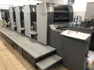 Heidelberg Speedmaster 74 4P3H Sheet Fed