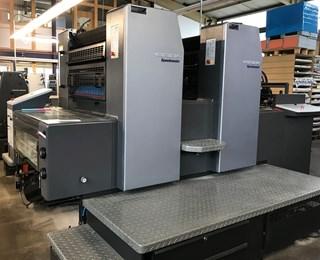 Heidelberg Speedmaster 74 2P 单张纸胶印机