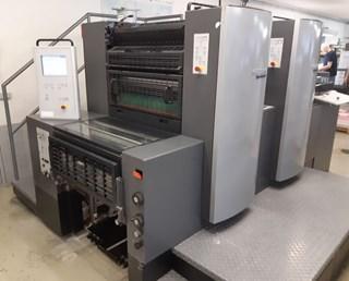 Heidelberg Speedmaster 74 2 单张纸胶印机
