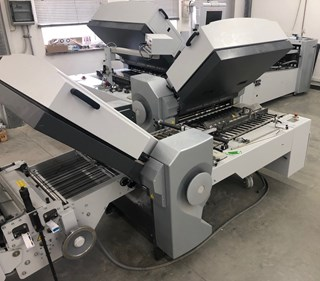 Heidelberg Stahlfolder TH82 4-4-2 Folding machines