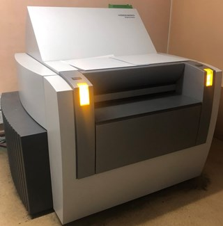 Heidelberg Suprasetter 74  CTP-Systems