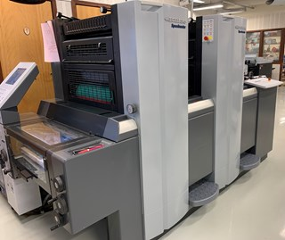 Heidelberg SX 52 2P+ Sheet Fed