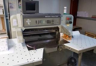 Polar 92 EM-Monitor Schneidemaschinen