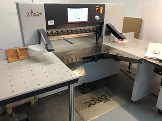 Polar N 115 + Guillotines/Cutters