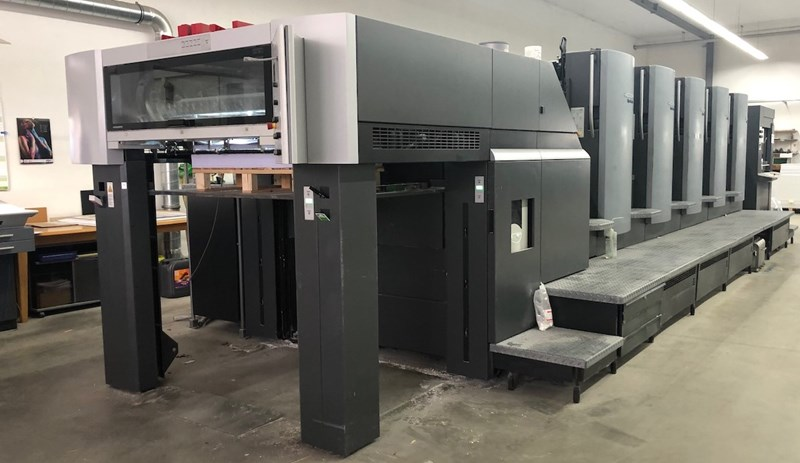 Heidelberg Speedmaster CD 102 5