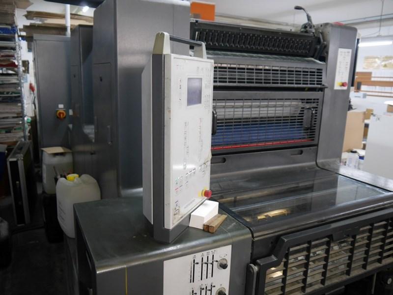 Show details for Heidelberg Printmaster PM 74-2