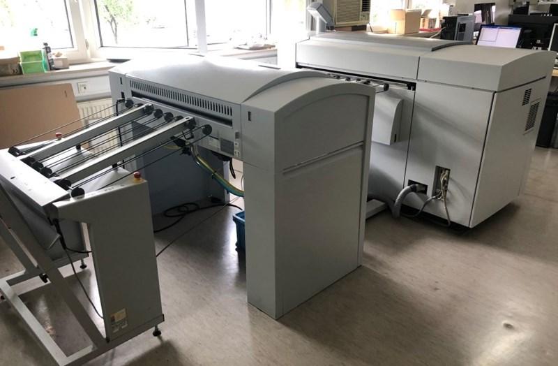 Heidelberg Topsetter 74 Type 2335 CTP System