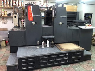 Heidelberg PM74-2 Sheet Fed