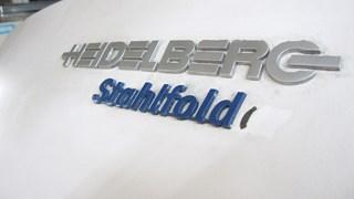 Heidelberg STAHL TH82 4/4/2 Folding Machines