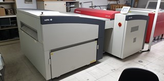 Agfa Avalon N8-24 CTP-Systems